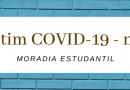 Boletim COVID-19 Moradia n.º 02 – 08/out/2020