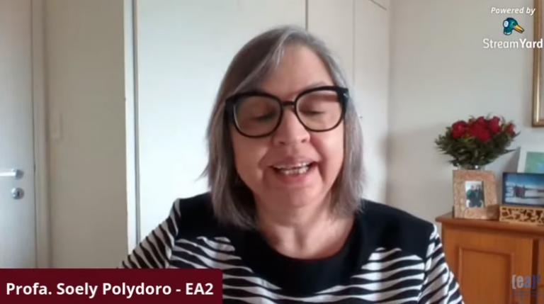 mediadora - Profa. Soely Polydoro