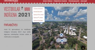 Unicamp recebe ingressantes do Vestibular Indígena 2021
